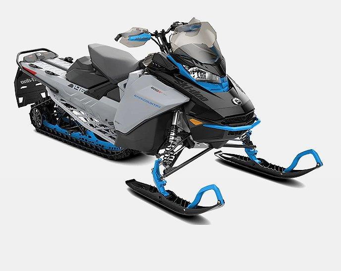 Ski-doo Backcountry STD 600R E-Tec -22 *Kampanj*