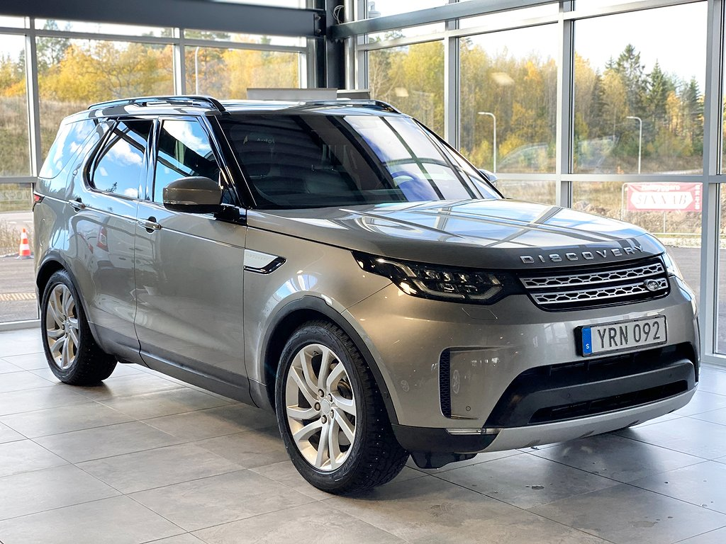 Land Rover Discovery 3.0TDV6 258hk/Edition