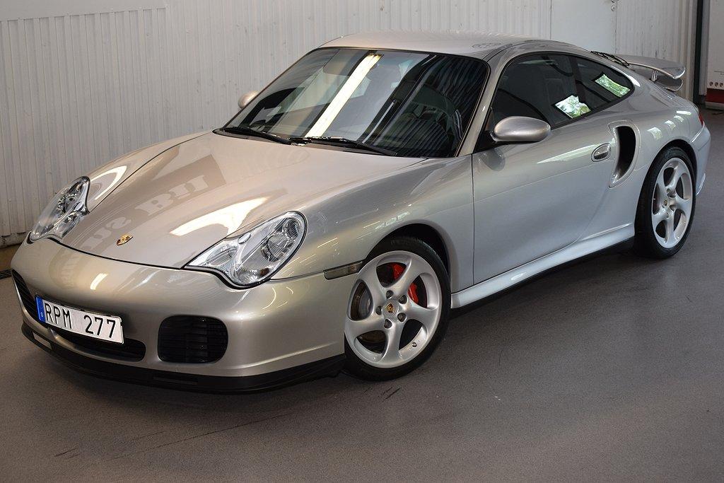 Porsche 911 3,6 Turbo 420hk/3700 mil