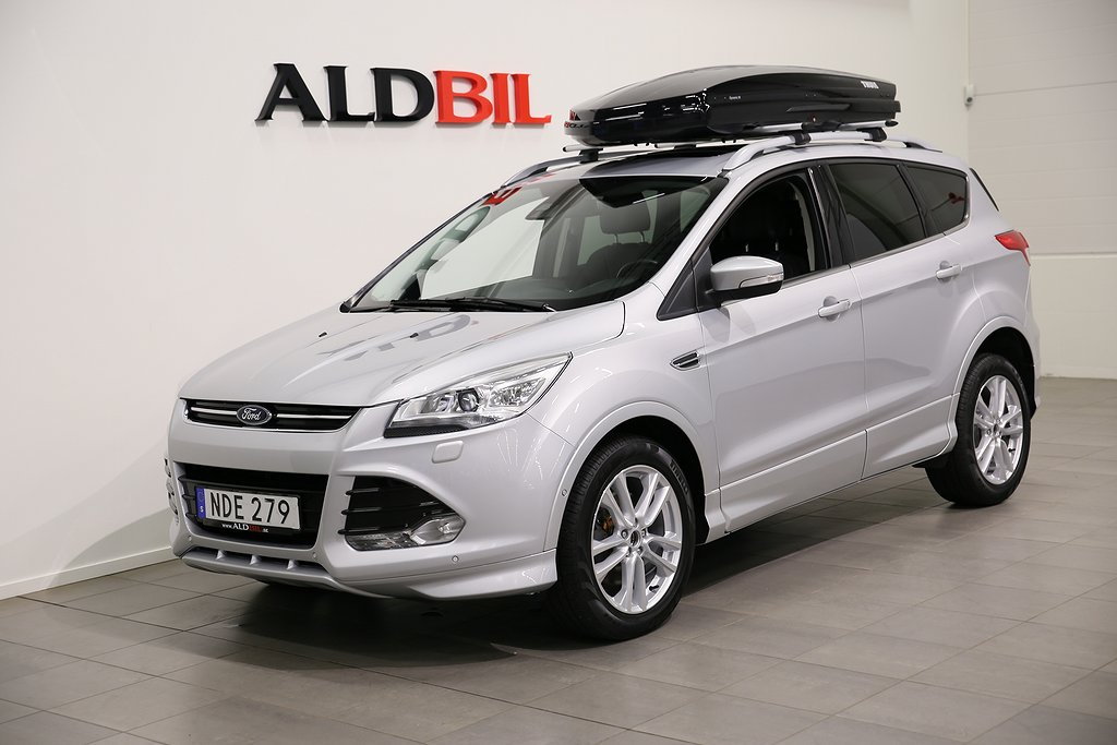 Ford Kuga 2.0 TDCi 150hk Business X / 1.99% Ränta
