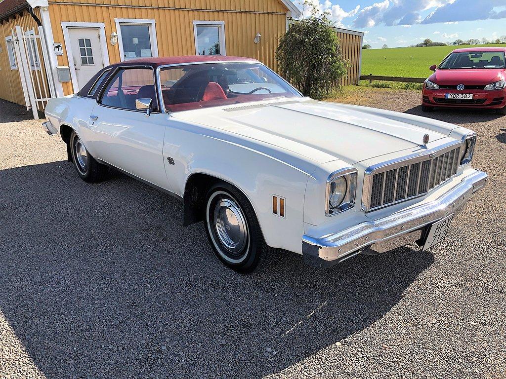 Chevrolet Chevelle Malibu Classic Coupé 5.7 V8 AUTOMAT SVENSKSÅLD