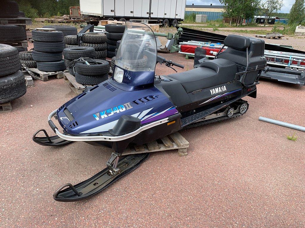 Yamaha Viking VK 540