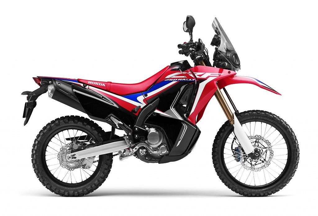 Honda CRF250RL Rally #KAMPANJ#