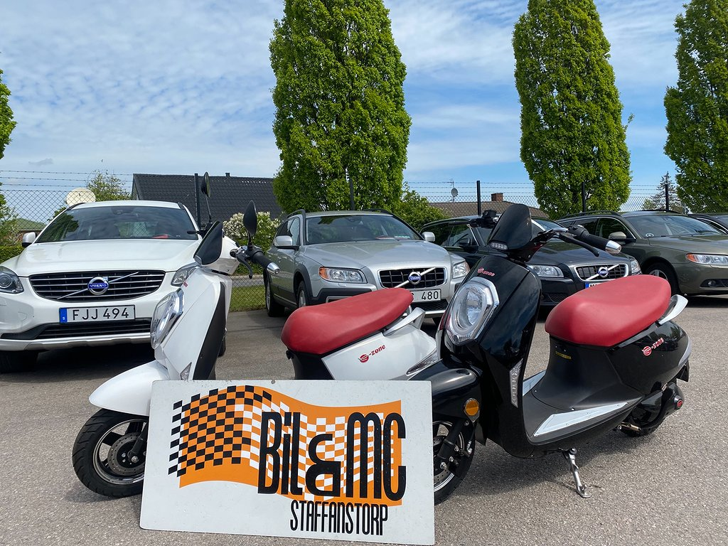 E-Zone Crystal EU-moped