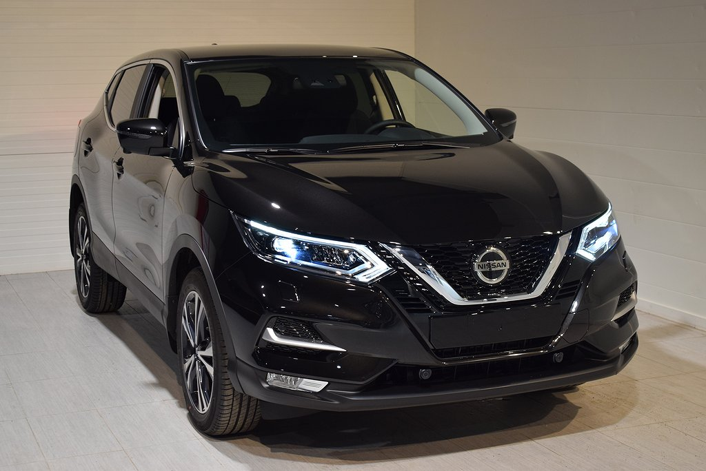 Nissan Qashqai dCi Aut N-Connecta LED 360KAM CARPLAY 2020