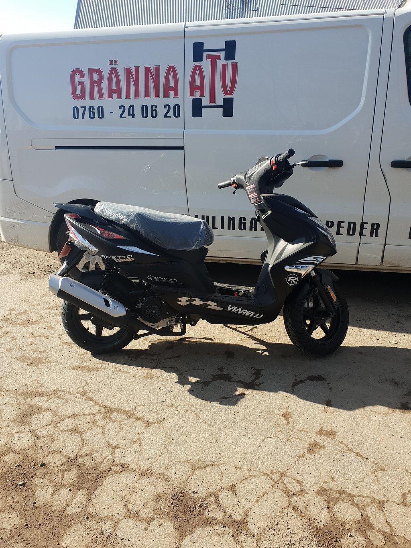 Viarelli Rivetto OMG LEV Gränna ATV