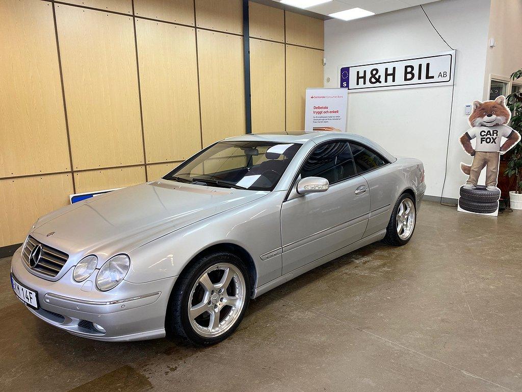 Mercedes-Benz CL 600 - Endast 6500 mil