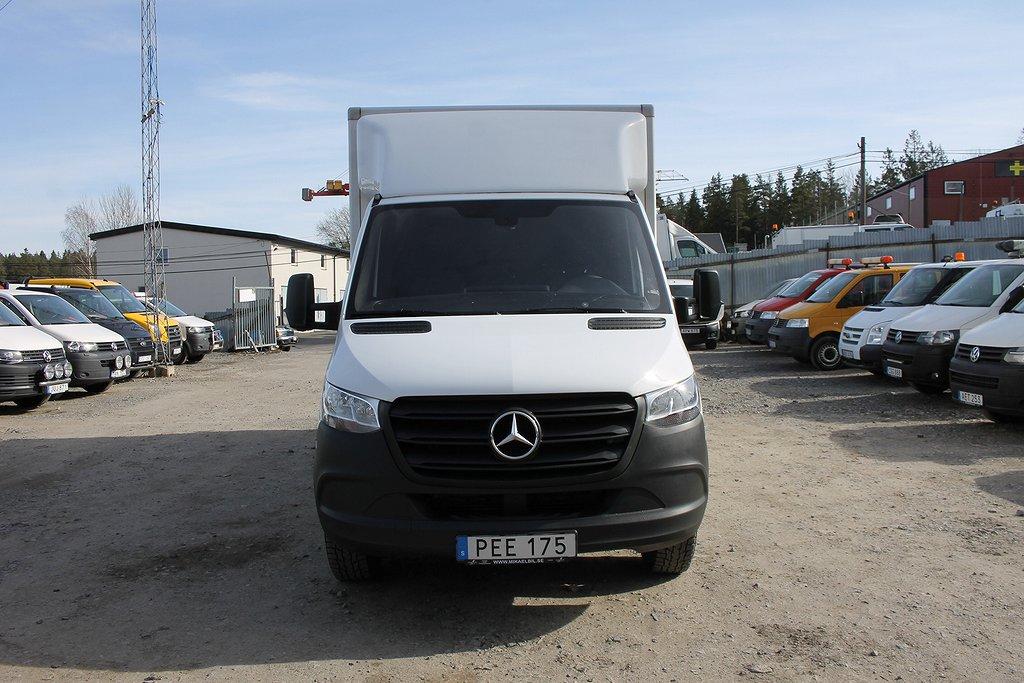 Mercedes-Benz Sprinter 316CDI AUT 7G BG-Lyft