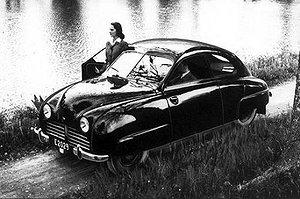 Grattis, Saab! 72 år sedan första bilen visades