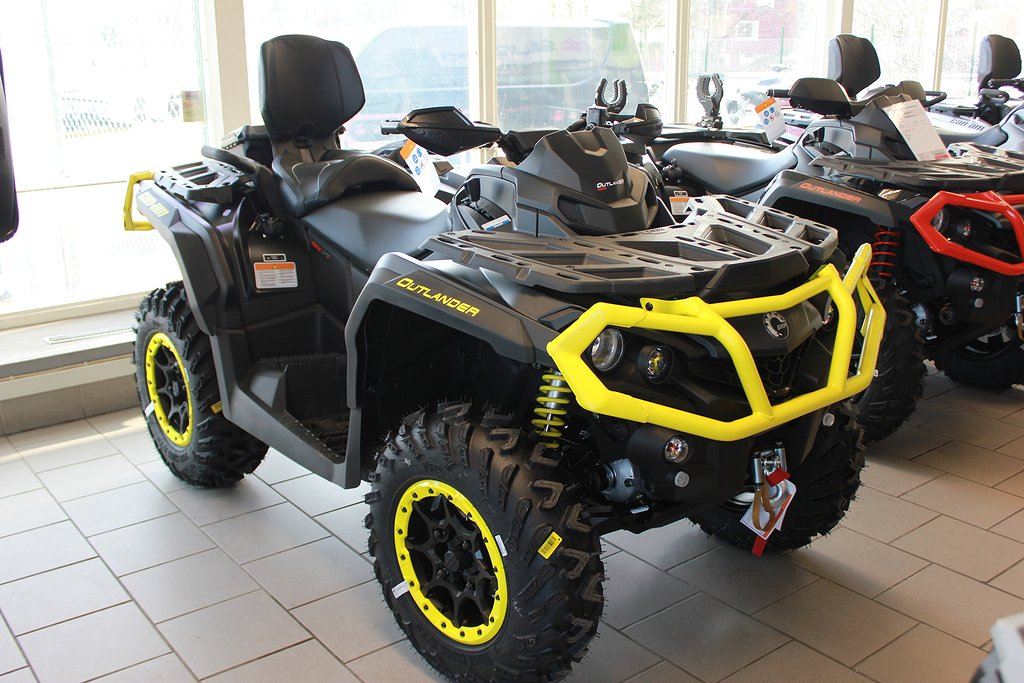 Can-Am Outlander XTP 1000 MAX T3B ABS