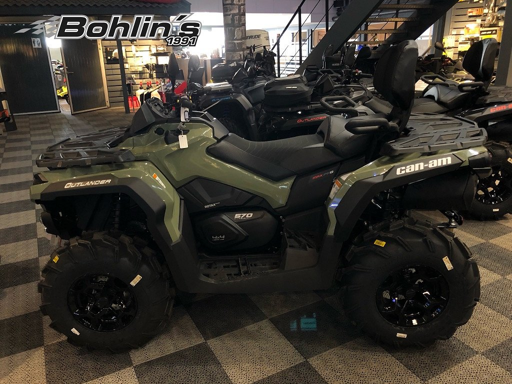 Can-Am Outlander 570 MAX PRO T3 B -20