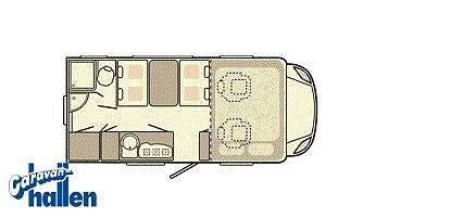 Weinsberg Orbiter 501