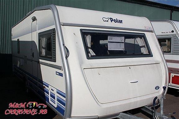 Polar 590TR/DB 2,5 DUBBELBÄDD