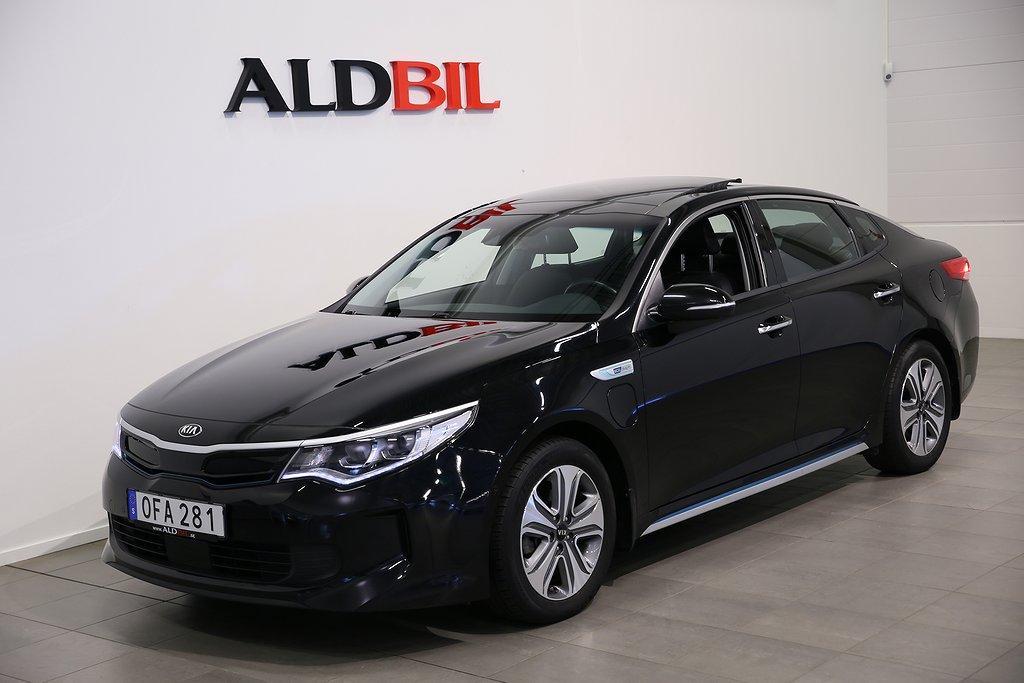 Kia Optima GDi 205hk Plug-in Hybrid PlusPaket Aut