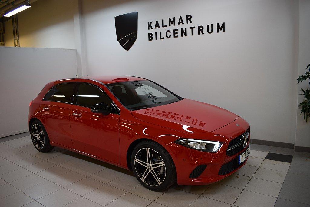 Mercedes-Benz A 180 7G-DCT Euro 6 136hk