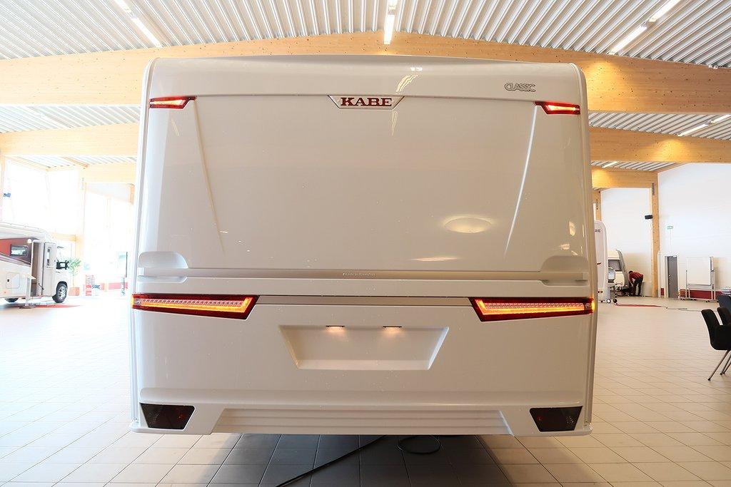 Husvagn, 1-axl Kabe CLASSIC 600 XL KS  6 av 33