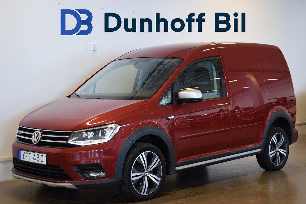 Volkswagen Caddy Alltrack TDI 150 4M EU6