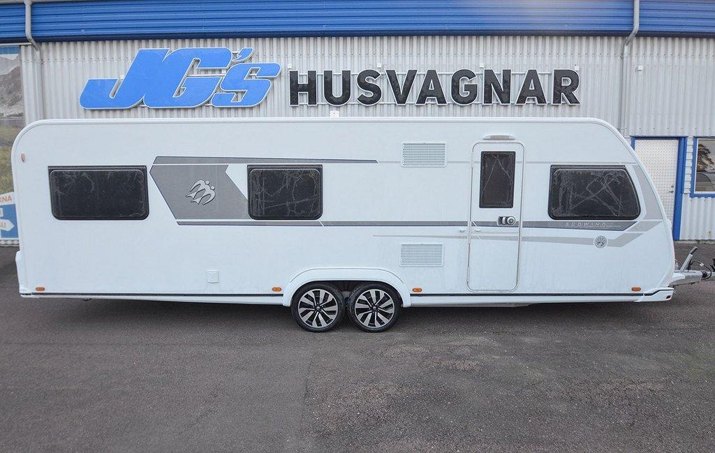 Knaus Südwind Scandinavian Selection 750 UFK