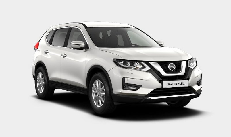 Nissan X-Trail Aut 7-Sits PRIVATLEASING 2020