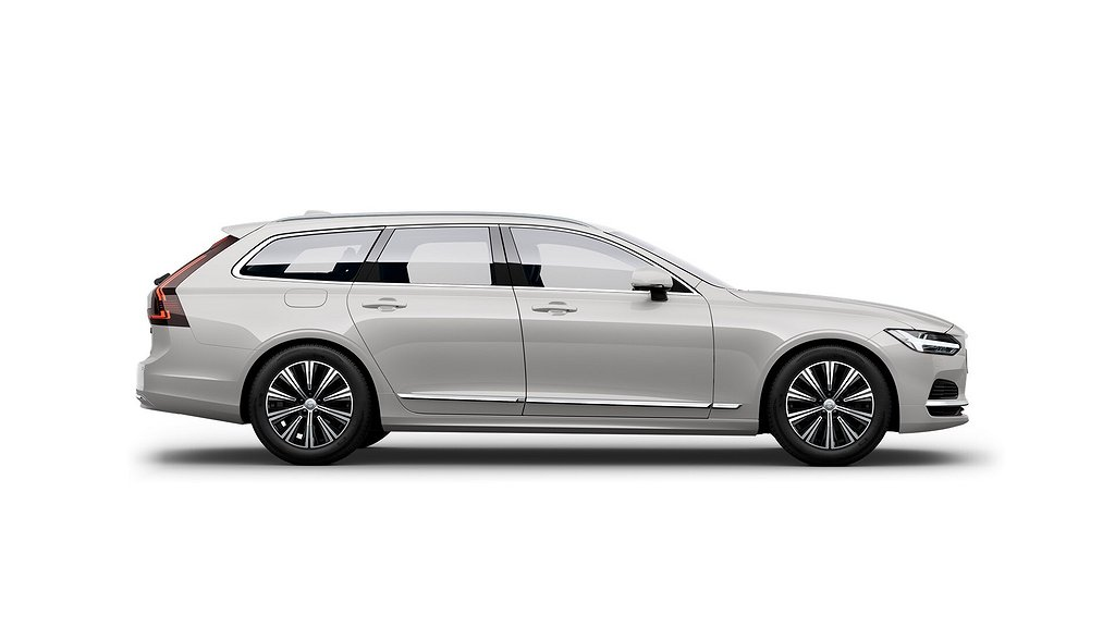 Volvo V90 T6 AWD Recharge Inscription Expression. Parkeringssupport. Intel