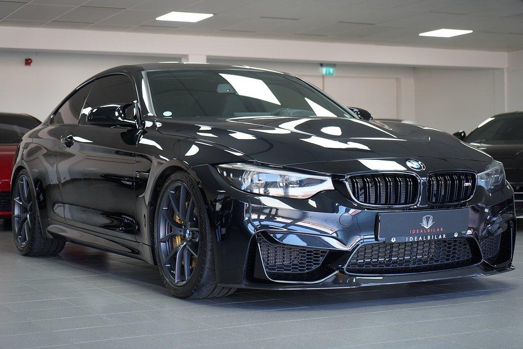 BMW M4 CS Drivelogic Black Sapphire 460hk
