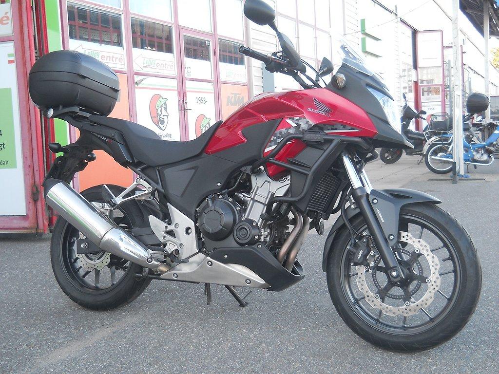 Honda CB500X -2014