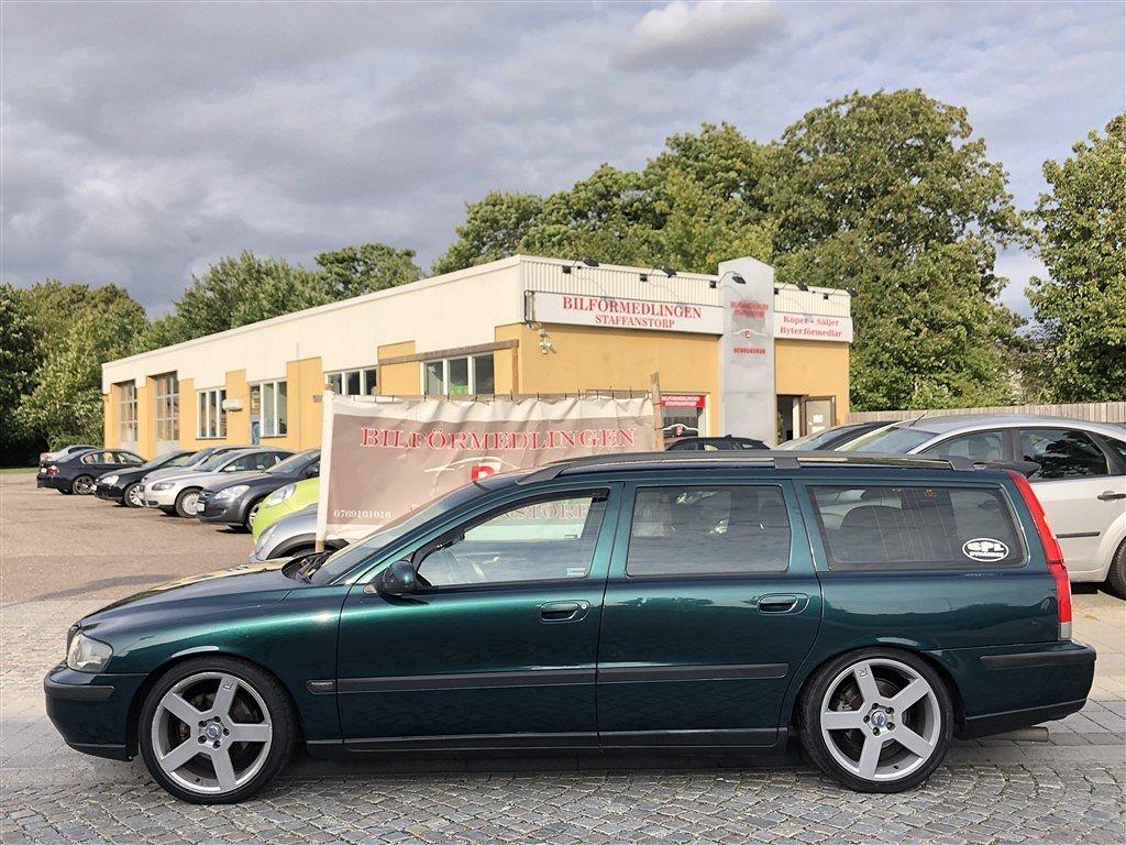 Volvo V70 2.4 *170HK*  BUSINESS DRAG R-FÄLGAR