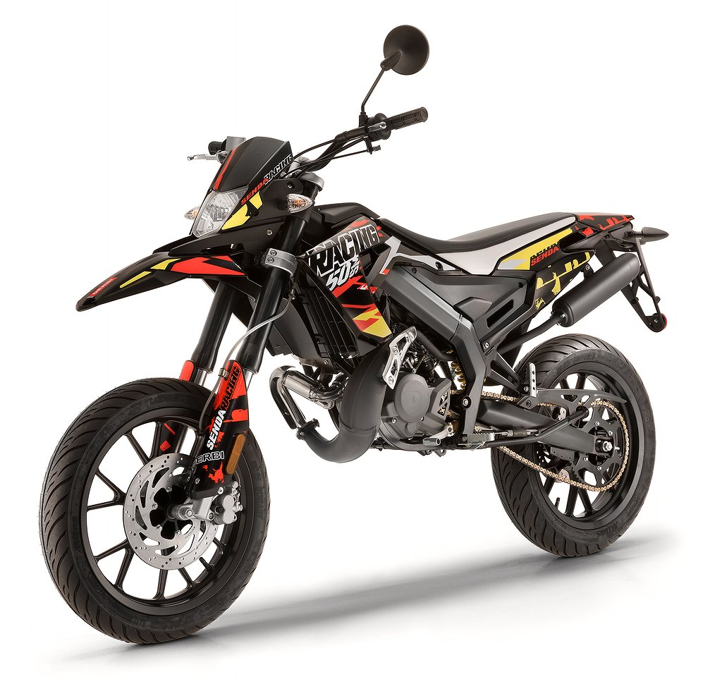 Derbi Senda DRD X-Treme 50 SM Racing Höstrea Moped