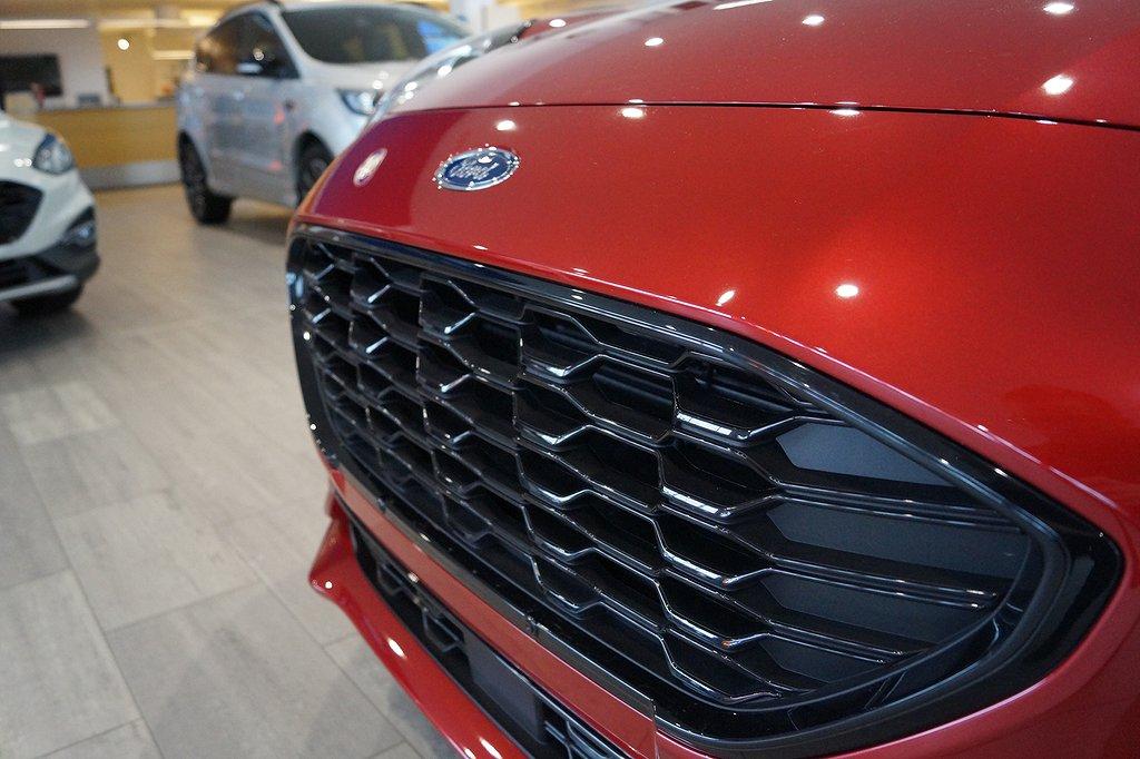 Ford Puma 1.0T EcoBoost 155hk Mildhybrid ST-Line X Crossover, Lanseri