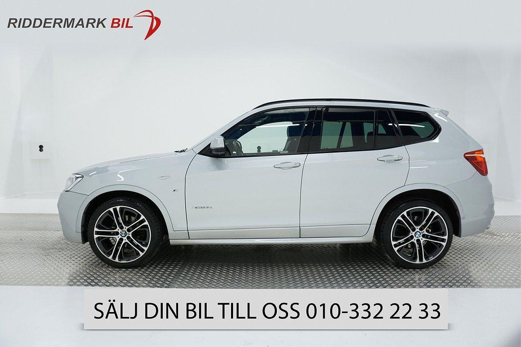 BMW X3 xDrive35d, F25 (313hk)