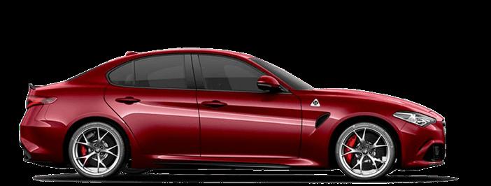 Modellbild av en Alfa Romeo Giulia