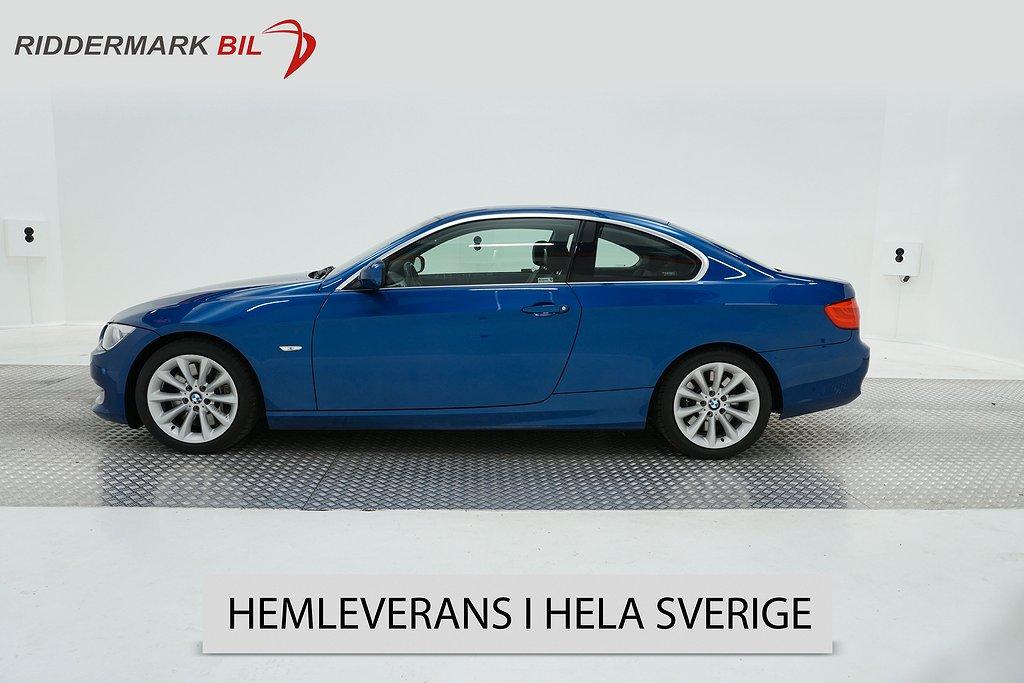 BMW 335 i Coupé LCI DKG DCT Comfort 306hk - VÄLBEHÅLLEN