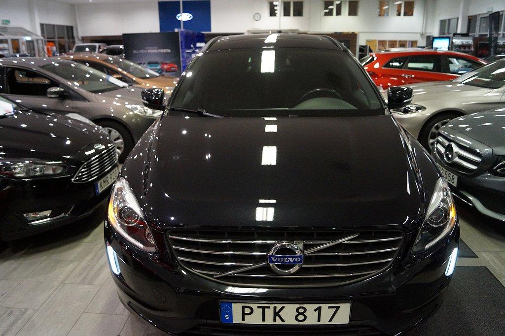 Volvo XC60 D4 Euro 6 181hk Aut Black Edition SUV, Drag