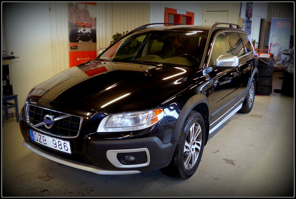 Volvo XC70 D4 AWD Geartronic Momentum 163hk