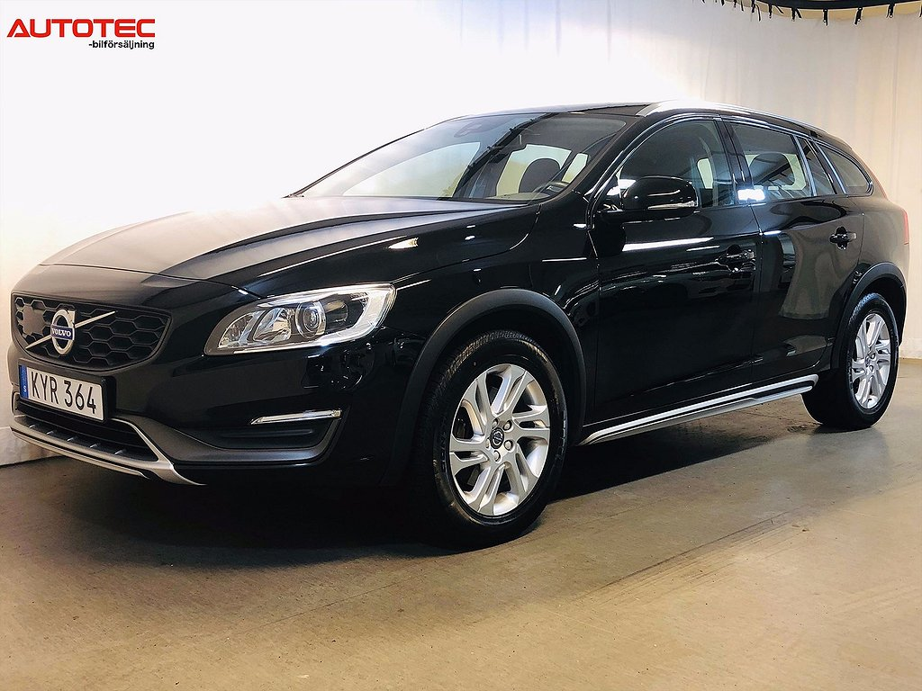 Volvo V60 Cross Country Business T5 Nyserv Nybes