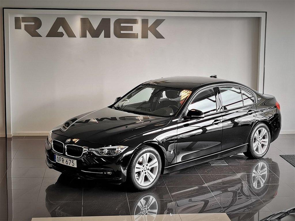 BMW 330 e Sedan Hybrid Sport line  292hk