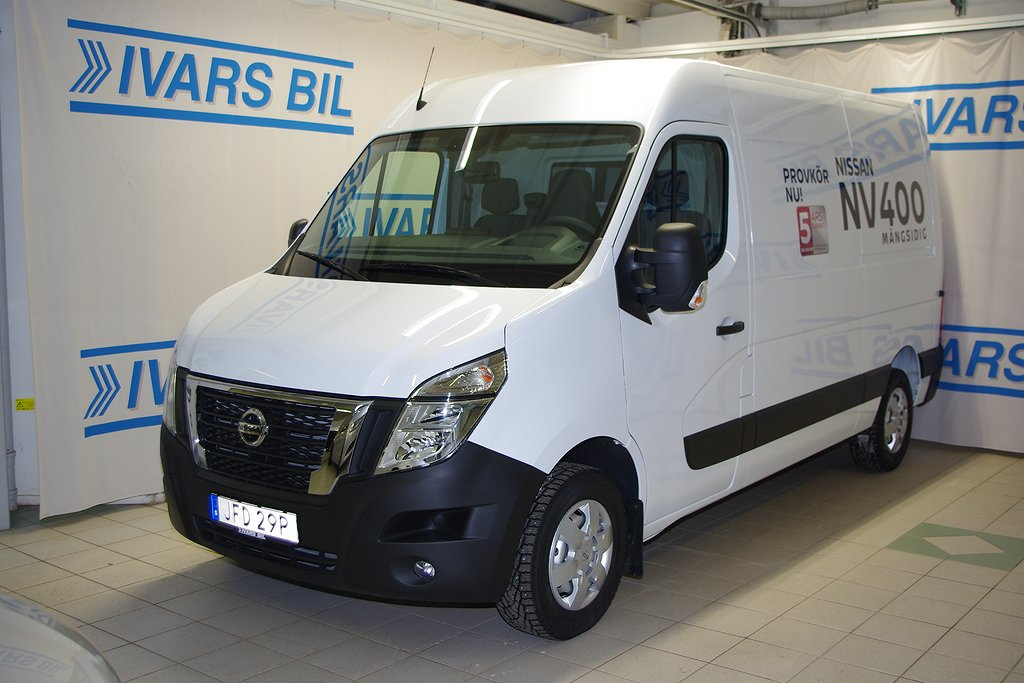 Nissan NV400 Dci 150 L2H2 Working Star