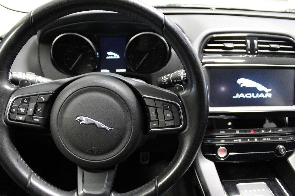 Jaguar F-Pace 20d Automat 180Hk Prestige