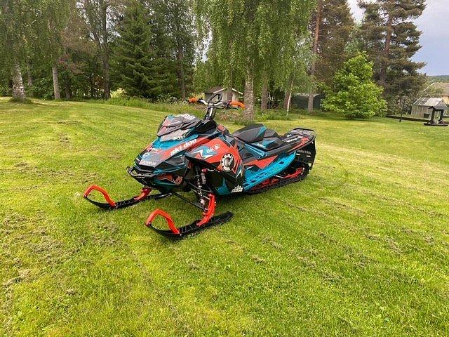 Ski-doo freeride 850 146