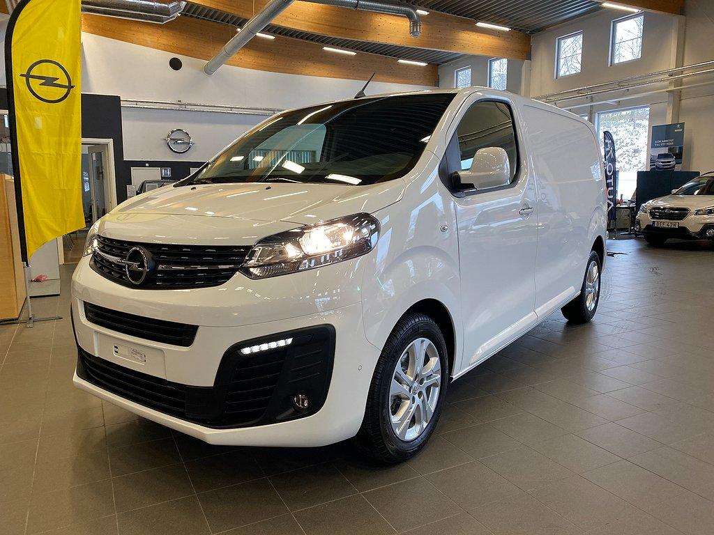 Opel Nya Vivaro Premium Van 2.0 Euro 6 122hk