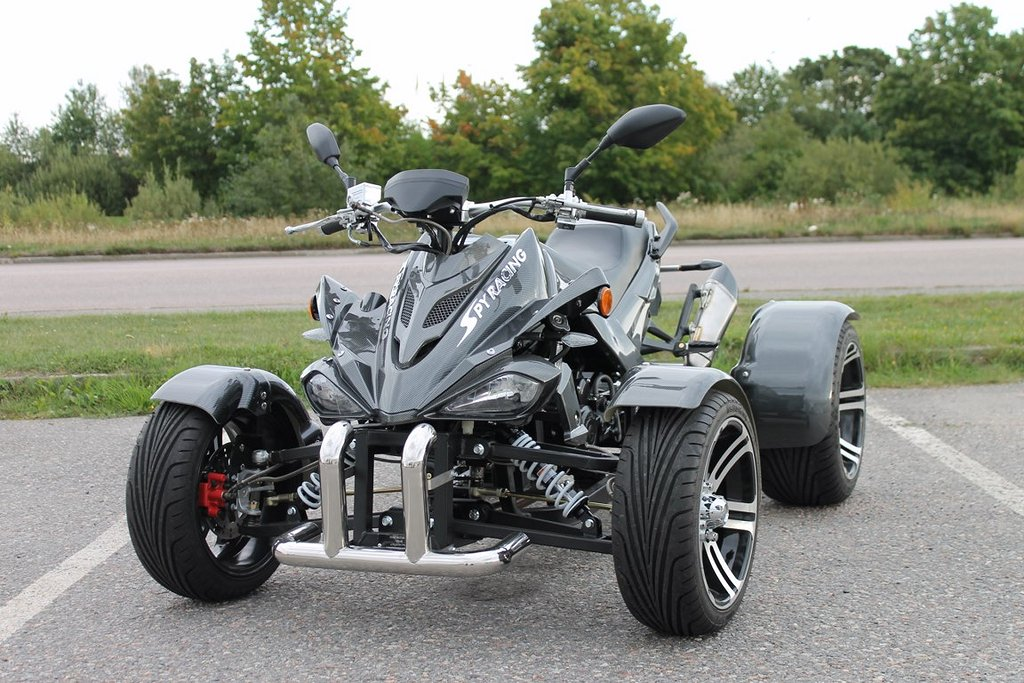 Brantech Racing ATV Roadforce EFI 250 Spyracing Edition