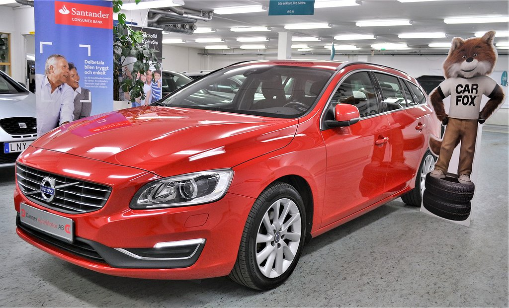 Volvo V60 T5 Bi-Fuel Geartronic Momentum EU6 PDC VOC