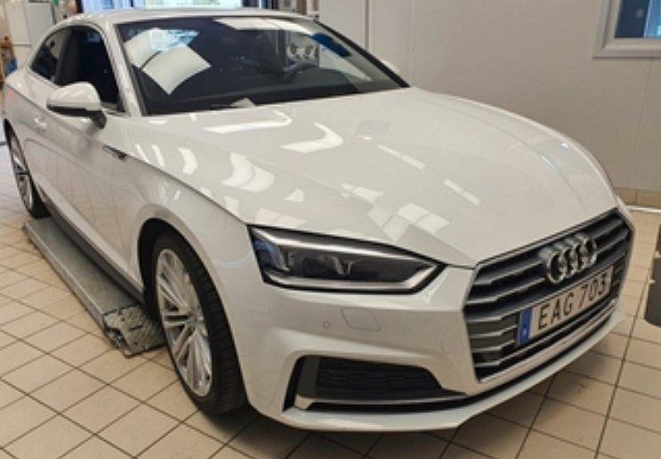 Audi A5 Coupé 2.0 TFSI S-Line / 190hk
