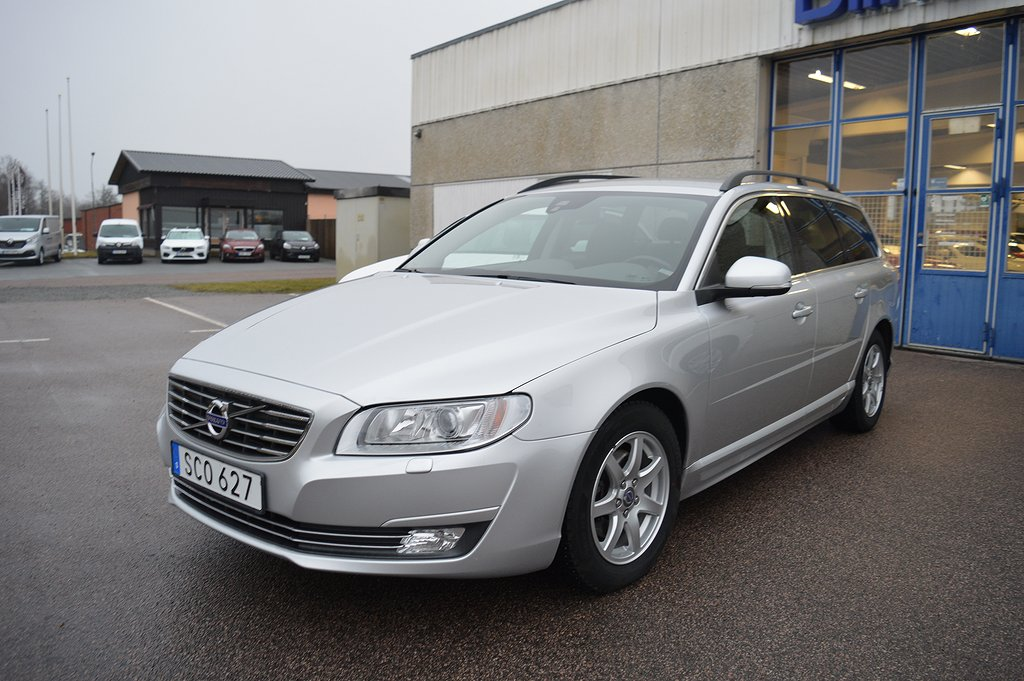 Volvo V70 D2 S/S Your Momentum