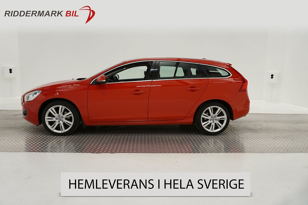 Volvo V60 D3 (163hk)