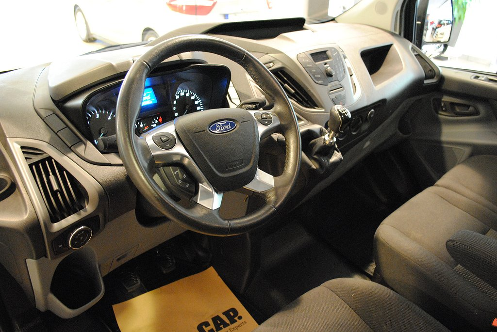 Ford Custom *2.95%ränta*L1 270 2.2 TDCI 100hk