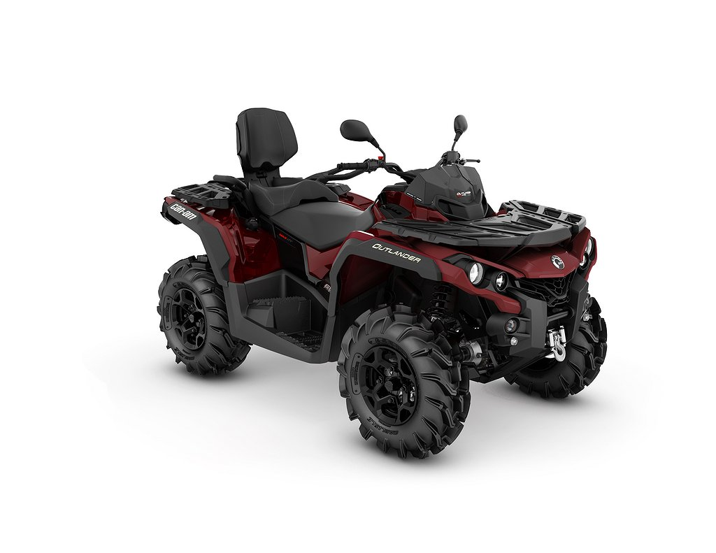 Can-Am Outlander Max 650 Pro+ T3B i lager