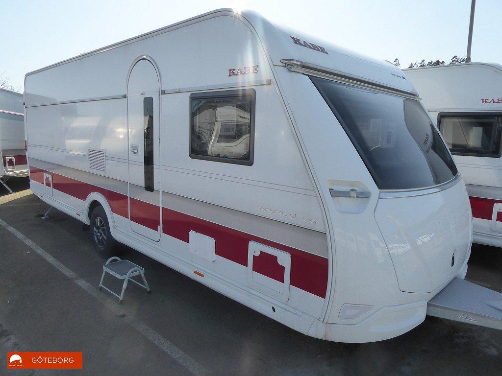 Kabe Royal 600 DXL KS *Separat duschkabin & toalett*