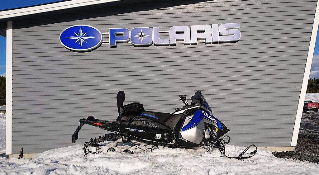 "Polaris Matryx  Switchback Assault 650 146"""