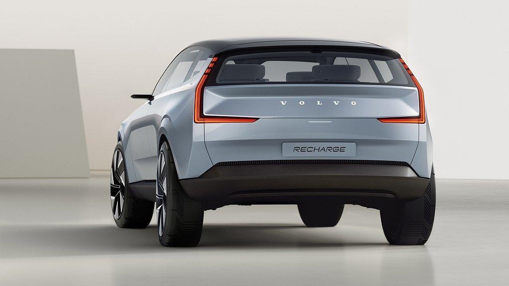 Volvo Concept Recharge. Foto: Volvo